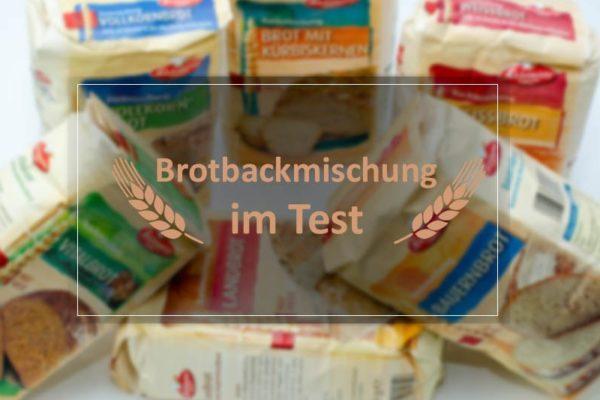 Brotbackmischung Test - die Kandidaten von Bielmeier