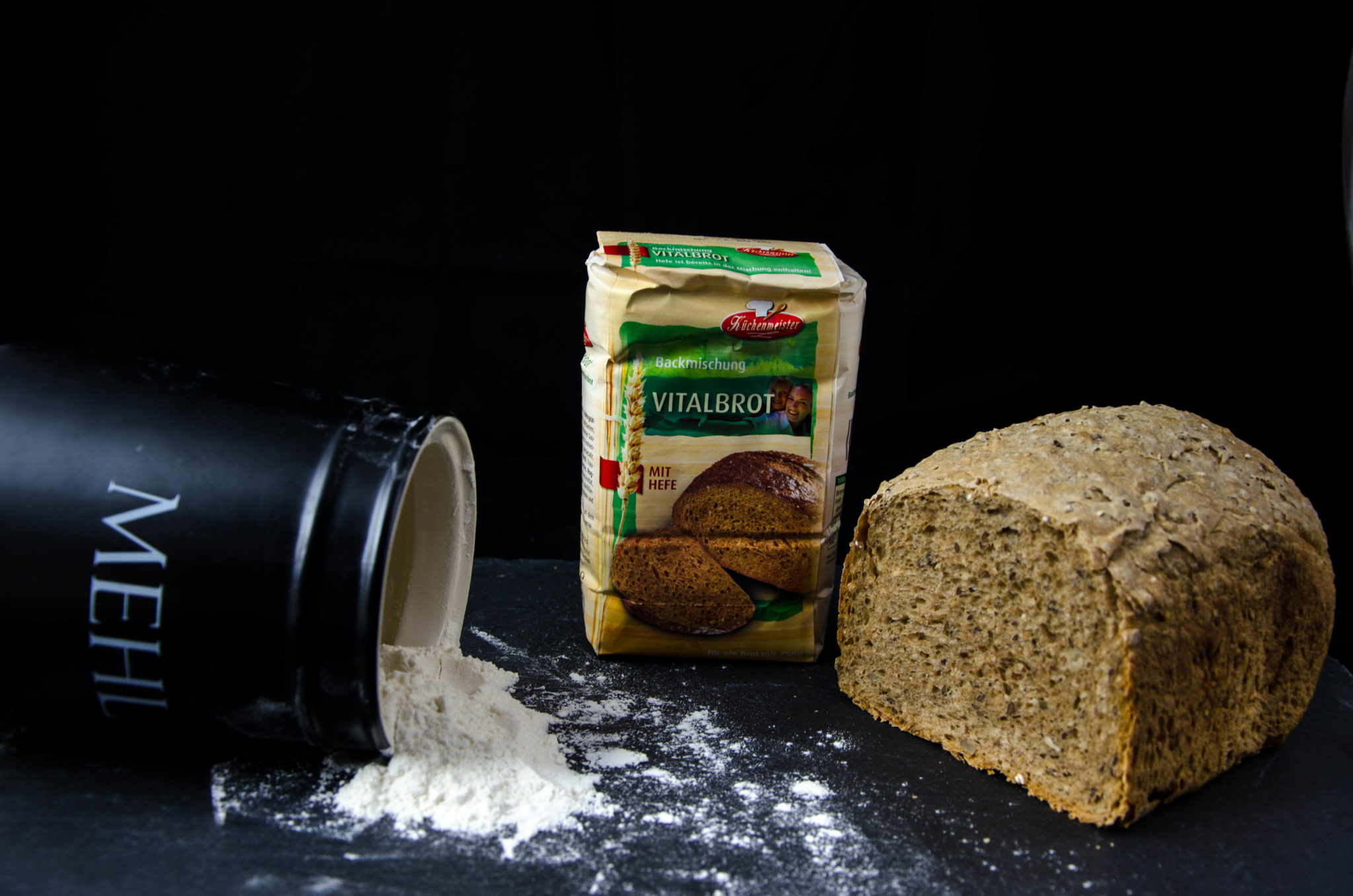 Bielmeier Vital-Brotbackmischung Test