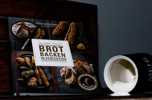 Brot backen in Perfektion - Das Buchcover