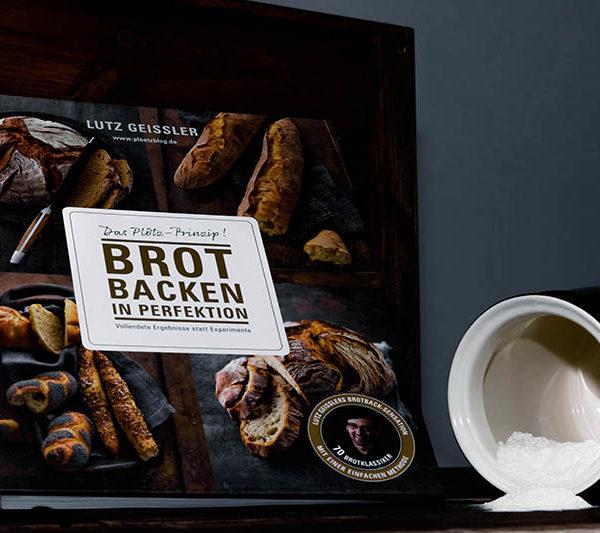 Brot backen in Perfektion - Das Buchcover