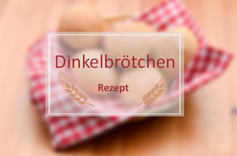Dinkel Brötchen Rezept - Schritt für Schritt erklärt