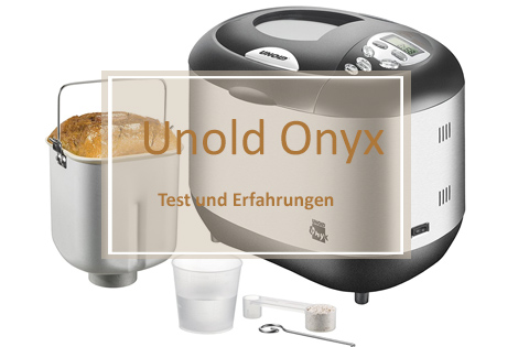 Unold onyx Test