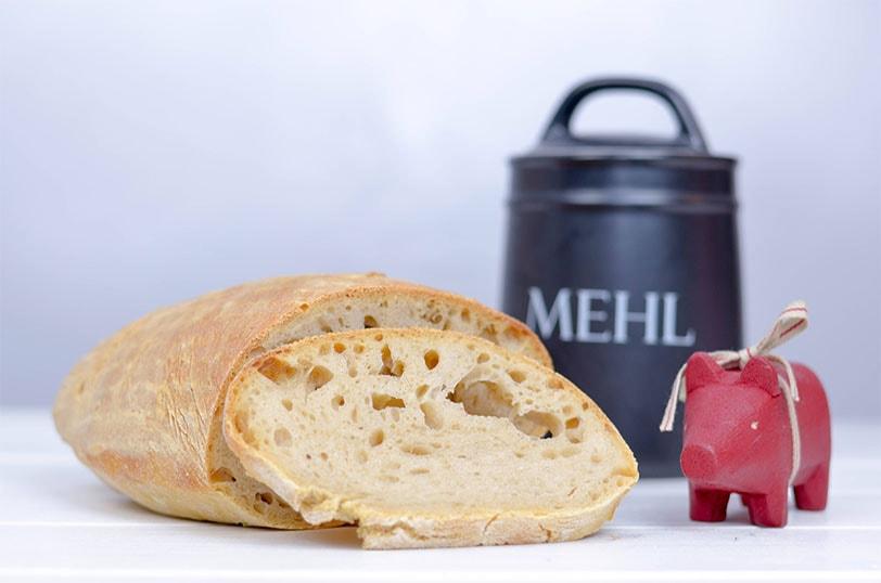 Brot aus dem Buch: Brot backen in Perfektion