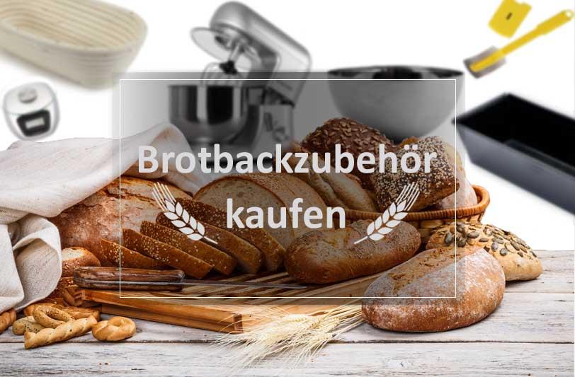 Brotbackzubehör kaufen - Titelbild