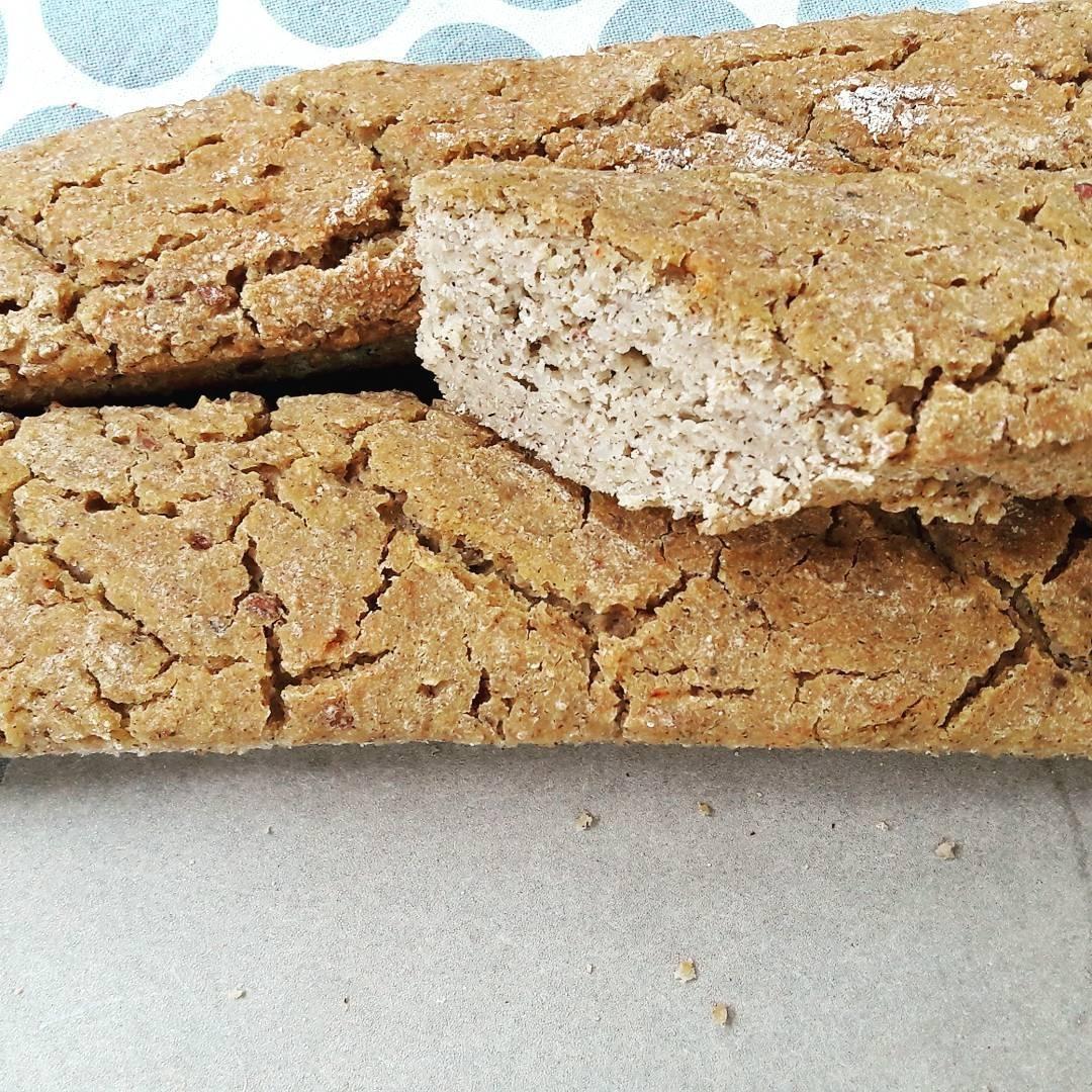 glutenfreies Wurzelbaguette Rezept nachgebacken