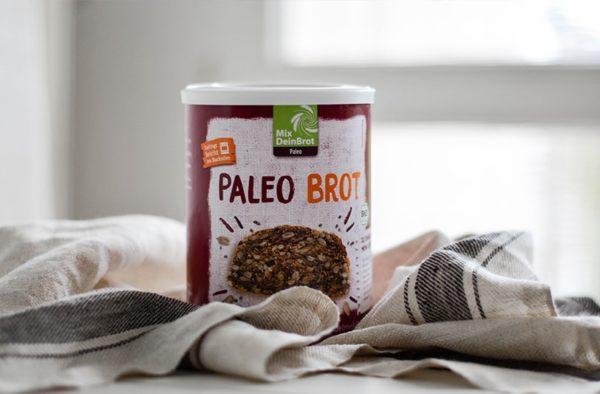 Paleo Brotbackmischung von MIx dein Brot