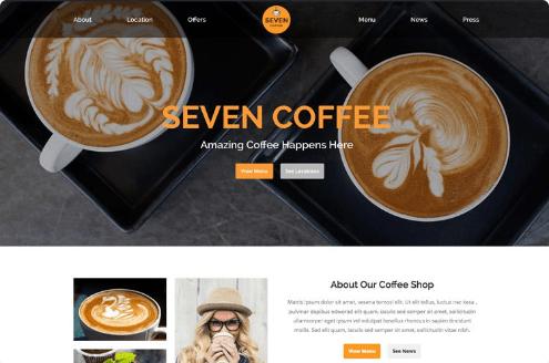 Foodblogger werden mit dem The7-Theme