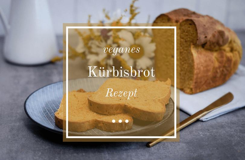 veganes Kürbisbrot Rezept