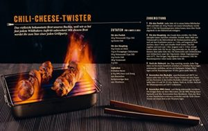 Chili-Cheese-Twister - das ist der Wildbakers-Style