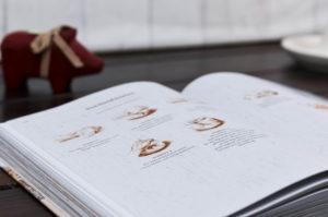 Die Zeichnungen im Brotbackbuch Nr.1 erklären selbst komplizierte Schritte sehr anfängerfreundlich