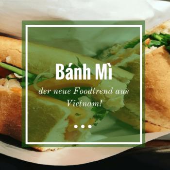 Banh Mi - vietnamesisches Baguette