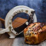 Erdnuss-Schoko-Brot ein leckeres Frühstücksbrot