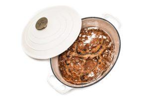 Brot backen im Topf - das fertige Brot
