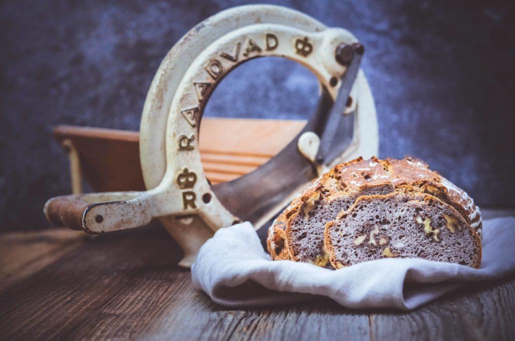 Frisch aus dem Ofen: das im Topf gebackene Brot